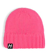 Hipsterkid Classic Beanie rose fluo