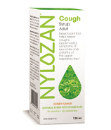 Nylozan Cough Syrup Adult Honey Flavour