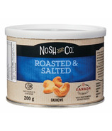 Nosh & Co Roasted & Salted Cashews Tin