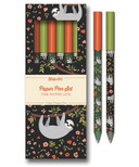 Studio Oh! Paper Pen Set The Sloth Life