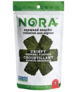 Nora Seaweed Snacks Crispy Original Flavour
