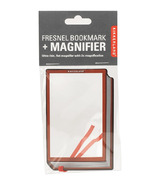 Kikkerland Fresnel Bookmark + Magnifier