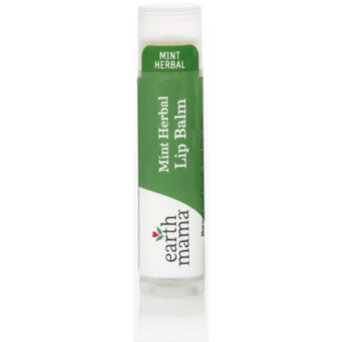 Earth Mama Organics Herbal Mint Lip Balm