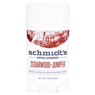 Schmidt\'s Deodorant Cedarwood & Juniper Deodorant