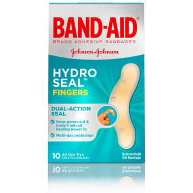 Band Aid Hydro Seal Advanced Healing Finger Bandages
