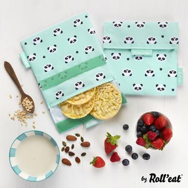 Roll\'Eat Snack\'N\'Go Panda