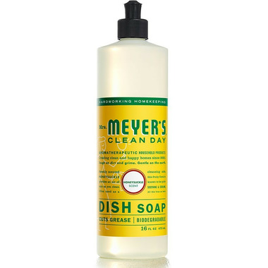 Mrs. Meyer\'s Clean Day Dish Soap HoneySuckle