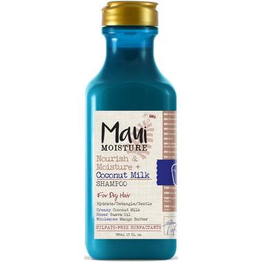 Maui Moisture Nourish & Moisture Coconut Milk Shampoo