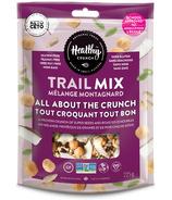 Mélange de fruits secs parceque tout est pour le croustillant de Healthy Crunch