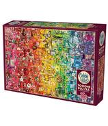 Cobblehill Rainbow Puzzle