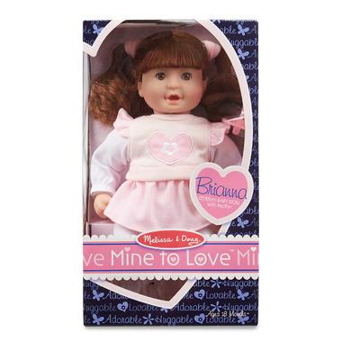 Melissa & Doug Brianna Doll