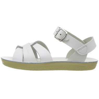 Salt Water Sandals Swimmer Toddler Sandal White