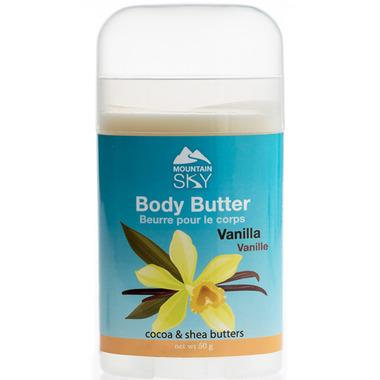 Mountain Sky Vanilla Cream Body Butter