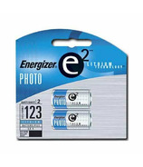 Energizer Photo Batteries