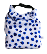 ru supply co. Soft Shell Lunch Bag Polka Dot