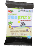 Sea Snax Big Grab & Go Organic Pack Jalapeno