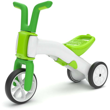 Chillafish Bunzi 2-in-1 Gradual Balance Bike Lime