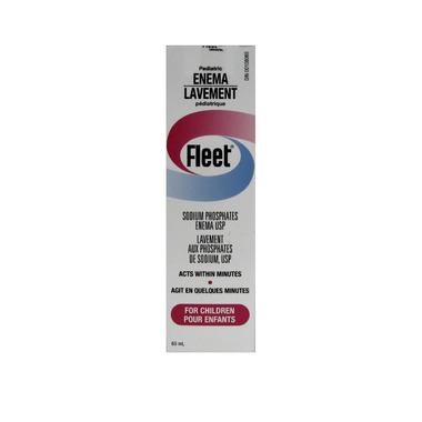 Fleet Pediatric Enema