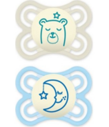 Mam Perfect Night Pacifier Blue 0-6 Months