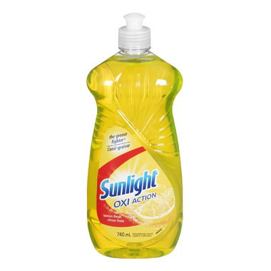 Sunlight Oxi Action Dishwashing Liquid