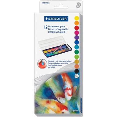 Staedtler Watercolour Paint Pan