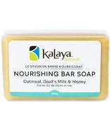 Kalaya Naturals Nourishing Bar Soap
