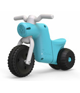 YBike Toyni Tricycle Balance Bike Blue