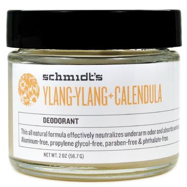 Schmidt\'s Deodorant Ylang-Ylang & Calendula Deodorant Jar