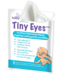 Baby Works Tiny Eyes Purified Cleansing Wipes