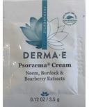 Derma E Psorzema Cream Sample