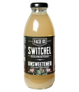 False Ox Switchel Unsweetened Beverage