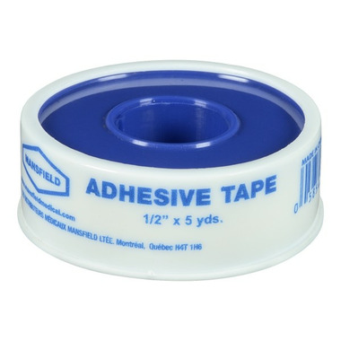 Mansfield Adhesive Tape 1/2 Inches
