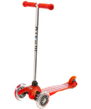 Micro of Switzerland Mini Micro Kickboard Red