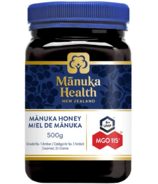 Manuka Health Manuka Honey MGO 115+ UMF 6+
