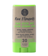Raw Elements Face Stick SPF 30