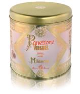 Amaretti Virginia Traditional Pannettone Mini Tin