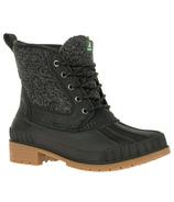 Kamik Sienna Mid Boots Black