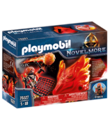 Playmobil Burnham Raiders Spirit of Fire