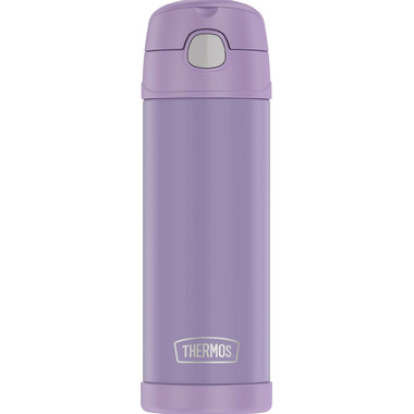 Thermos FUNtainer Insulated Bottle Lavender