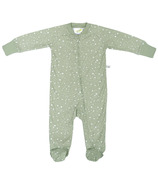 Perlimpinpin Bamboo One Piece Sleeper Stars