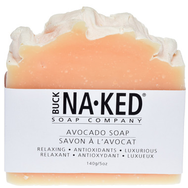 Buck Naked Soap Company Avocado Soap