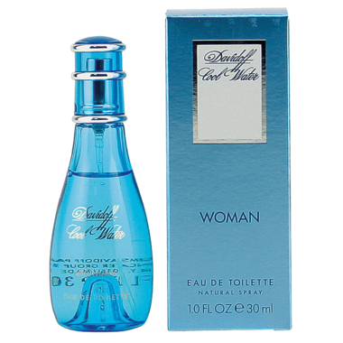 Davidoff Cool Water Eau de Toilette Spray for Woman