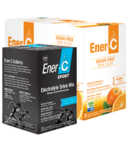 Ener-C Vitamin C Sugar Free + Sport Electrolyte Drink Mix Bundle