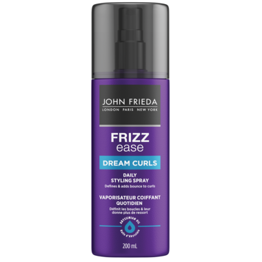 John Frieda Frizz Ease Dream Curls Daily Styling Spray