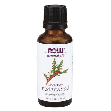 NOW Essential Oils Cedarwood Oil
