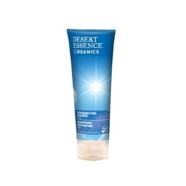 Desert Essence Organics Fragrance Free Shampoo