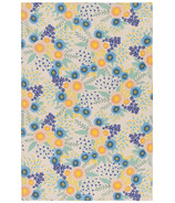 Now Designs Tea Towel Rosa Print