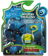 DreamWorks Mystery Toothless Dragon Figures