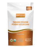 Rootalive Organic Turmeric Powder