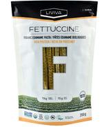 Liviva Organic Edamame Fettuccine
